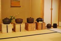炉釜の種類 - 懐石椿亭(富山市)公式blog