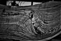 根曲がり杉製材 - SOLiD「無垢材セレクトカタログ」/ 材木店・製材所 新発田屋(シバタヤ)