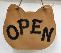 オープンクローズプレート - 「フローリストケース」いかが?加茂のへんてこ美容室