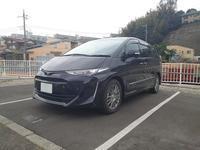 トヨタ エスティマ Day1 - 磨き屋 FURUKAWA's Blog