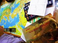 10.27(日)10月例会の様子2...(DG)Imperium RomanvmⅢシナリオ「コンスタンティウスvs.リキニウス〔321年4月から324年10月まで〕」 - YSGA 例会報告