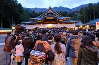 初詣2(弥彦神社) - くろちゃんの写真