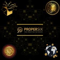 Propersixチームは現在受けています - ブロックチェーンセキュリティトークン