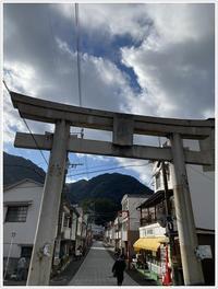 お正月休み最後の1日、別府での初詣は、初めての朝見神社でした\(>3(O^-)/ウフ☆ - さくらおばちゃんの趣味悠遊