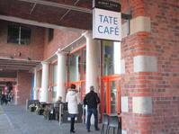 ランチ@カフェ・アット・テイト・リヴァプール/Café at Tate Liverpool(リヴァプール) - イギリスの食、イギリスの料理&菓子