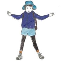 手描きの絵 - たなかきょおこ-旅する絵描きの絵日記/Kyoko Tanaka Illustrated Diary