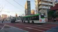 新型低床バスと遭遇 - 妄想れいる・・・私の妄想交通機関たち