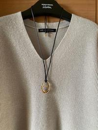スカーフリング ネックレス - Ikkodays