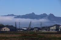 前線が通過した後 (2020/1/8撮影) - toshiさんのお気楽ブログ