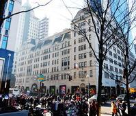 老舗デパート、バーグドルフ・グッドマンのホリデー・ウィンドウ 2020 - ニューヨークの遊び方