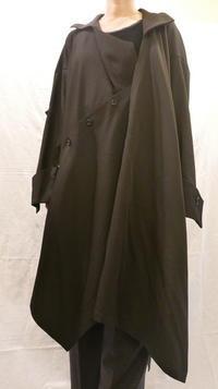 Yohji Yamamoto Dress coat - carboots