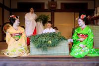 十日ゑびす・残り福(祇園甲部槇里子さん、小純さん) - 花景色-K.W.C. PhotoBlog