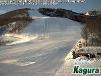 2020年1月11日朝のかぐらスキー場ライブカメラ - スノーボードが大好きっ!!~ snow life in 2020/2021~