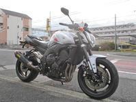 オージー兄ぃ号 FZ-1Nの納車が完了ーー♪ヽ(^。^)ノ (Part2) - バイクパーツ買取・販売&バイクバッテリーのフロントロウ!