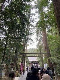 《御朱印巡り》椿大神社 - message from YUZUMI