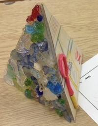 中学校・美術の卒業制作「十五の私」 - 美術と自然と教育と