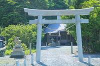 豊予海峡を挟んで結ばれる二つの神社(野坂神社&早吸日女神社) - 愛姫伝