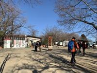 【高尾山に参拝】 - たっちゃん!ふり~すたいる?ふっとぼ~る。  フットサル 個人参加フットサル 石川県