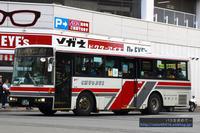 (2019.8) 北海道中央バス・札幌200か2524 - バスを求めて…