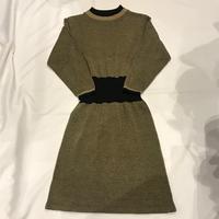 ニットワンピース - 「NoT kyomachi」はレディース専門のアメリカ古着の店です。アメリカで直接買い付けたvintage 古着やレギュラー古着、Antique、コーディネート等を紹介していきます。