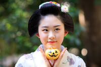 Trick or Treat(祇園甲部佳つ笑さん) - 花景色-K.W.C. PhotoBlog
