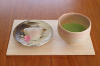 花びら餅 - 満足満腹  お茶とごはん