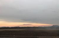 夕方の空 - 自然の中でⅡ