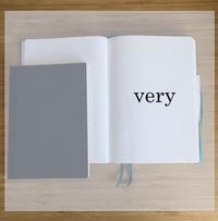 veryを変えて、ネイティブっぽい英語に。 - Language study changes your life. -外国語学習であなたの人生を豊かに!-