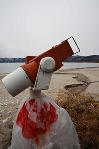 冬の田沢湖 - ちわりくんのありふれた毎日III