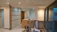 夙川のマンションリフォーム200115 - 一級建築士事務所ベンワークスのブログ