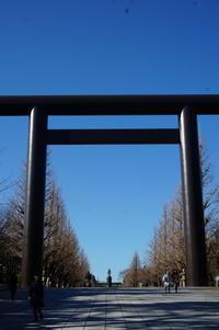 東京散歩(靖国神社~神楽坂) - マルオのphoto散歩