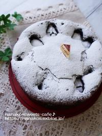 ガトーショコラ*渋皮煮入り - nanako*sweets-cafe♪
