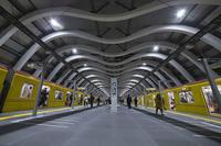 銀座線 新渋谷駅 - Canontetsu's Blog