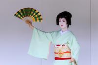 秋華の舞/秋の色種(上七軒梅葉さん) - 花景色-K.W.C. PhotoBlog