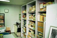 研究室での修士論文最終指導 - 照片画廊