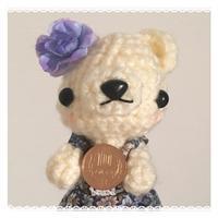 令和元年のピカピカの10円玉と、雪の結晶♪ - Smiling * Photo & Handmade 2 動物のあみぐるみ・レジンアクセサリー・風景写真のポストカード