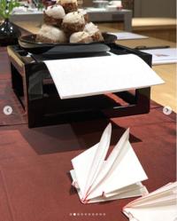 十五夜と一汁三菜レッスンat茅乃舎西宮ガーデンズ店 - Yoko Maruyama Tablecreation