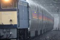 カシオペア信州返却 訳あって客車ショット - Canontetsu's Blog