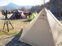 【テレビ出演のお知らせ】NHK ひるまえほっと 「冬キャンプの・・」 - SAMのLIFEキャンプブログ Doors , In & Out !