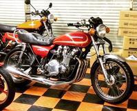 中古車両のご紹介(その1:KZ1000A 1977モデル) - The 30th Freedom カワサキZ&ハーレー直輸入日記