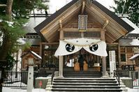 成人の日の神社の周辺 - 照片画廊