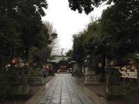 神社巡り『御朱印』初詣⛩菊田神社⛩大原神社 - ハタ坊(釣り・鳥撮・散歩)