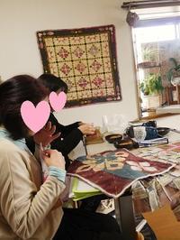 eri-quilt教室風景 - eri-quilt日記3