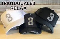 新作CAP「1PIU1UGUALE3 RELAX (ウノピゥウノウグァーレトレ リラックス)」入荷です。 - UNIQUE SECOND BLOG