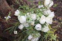 春のナチュラルステムブーケ✨🌿 - Bouquets_ryoko