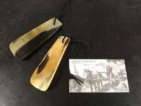 【再入荷】アビィシューホーン - 池袋西武5F靴磨き・シューリペア工房