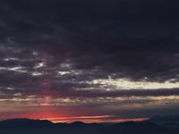 太陽柱観測 - 思い出を残して歩け。