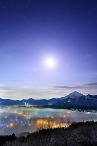 Winter night in Chichibu - 四季星彩