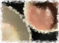 ピンクのポタージュ - マリカの野草画帖