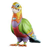 Grin pigeon by Staple X Ron English - 下呂温泉 留之助商店 入荷新着情報
